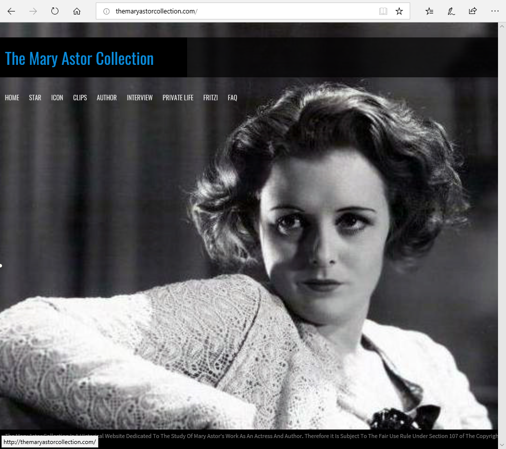 Mary-Astor-Collection